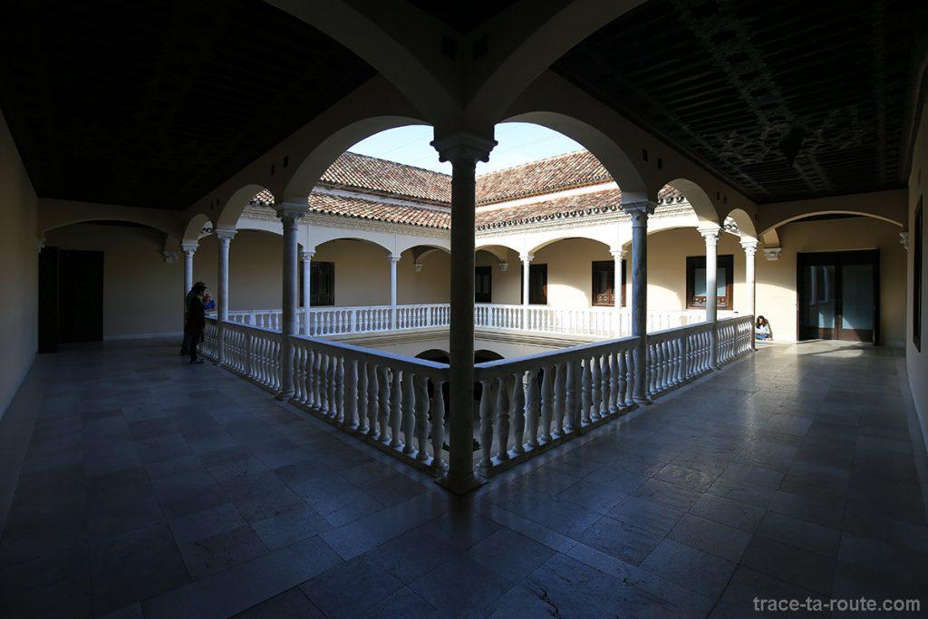 Étage du Musée Picasso, Malaga