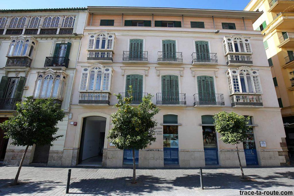 Fondation Picasso, Malaga - Plaza de la Merced