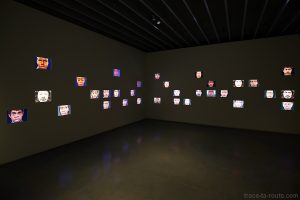 """It's really nice"" (1998) Pierrick SORIN - Centre Pompidou Malaga"