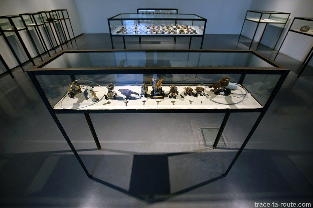 """""""Les pensionnaires"""" (1971-1972) Annette MESSAGER - Centre Pompidou Malaga"""