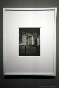 """""""Fenêtre composition, Bauhaus, Dessau, Allemagne"""" (1927) Florence HENRI - Exposition """"Son Modernas, Son Fotografas"""" Centre Pompidou Malaga"""