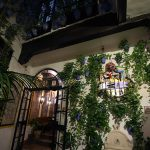 Intérieur du bar restaurant bodega El Pimpi, Malaga