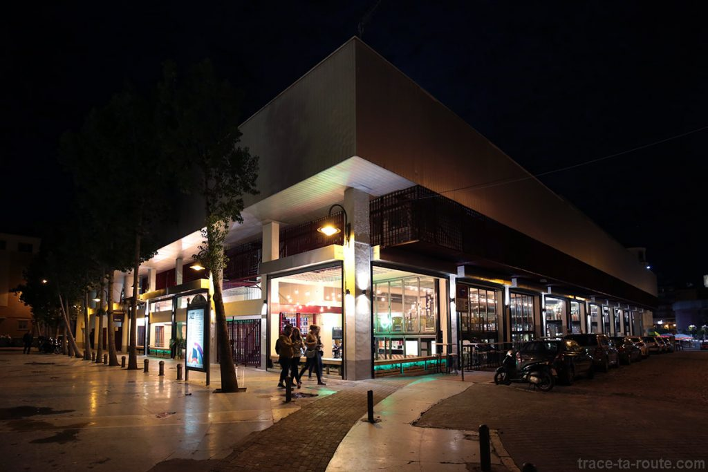 Mercado de la Merced, Malaga