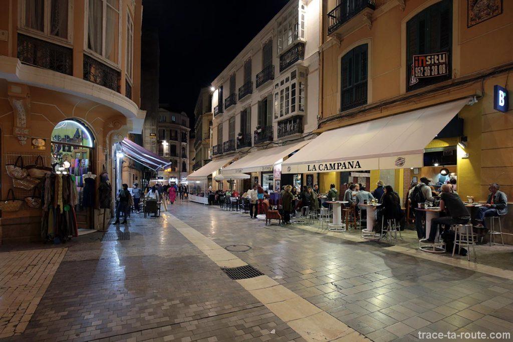 Calle Caldereria, Malaga