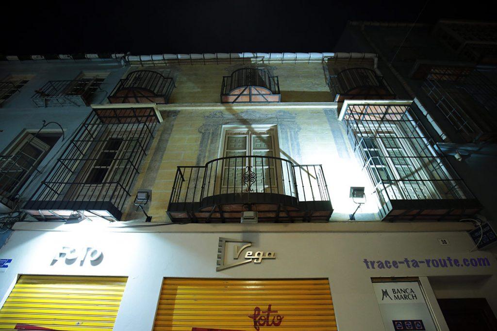 Balcons de la Calle Granada, Malaga