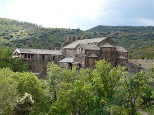 monestere roman - Catalogne