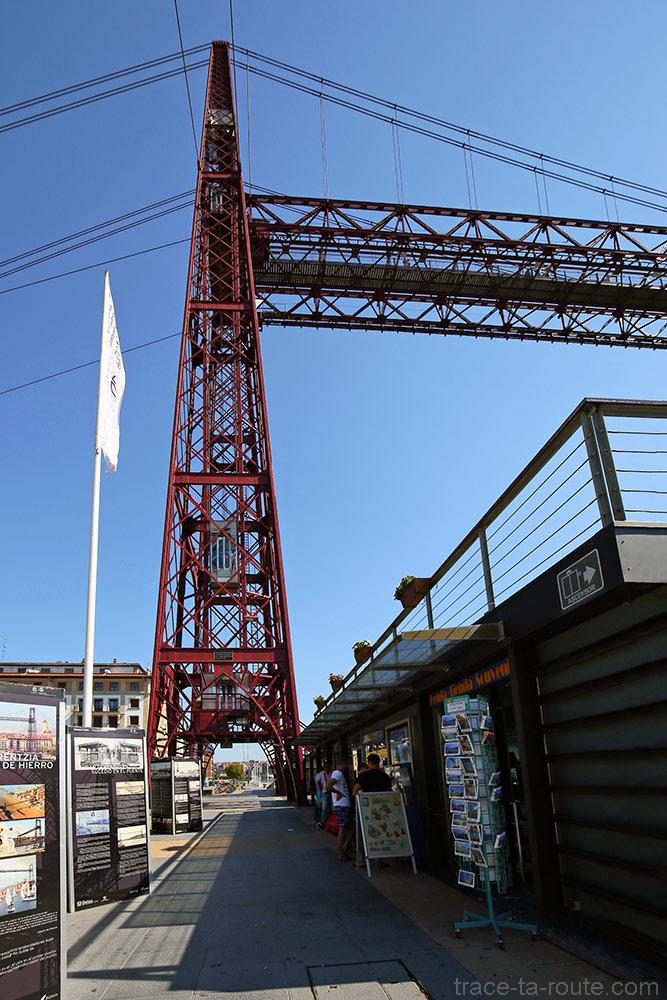 Tour et billetterie du Pont de Biscaye (Puente Vizcaya / Puente Colgante Bizkaia) - Las Arenas, Getxo, Bilbao, Pays Basque