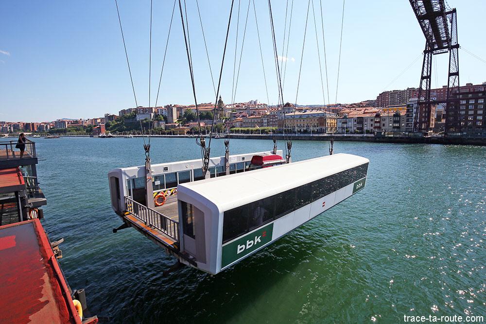 Pont de Biscaye (Puente Vizcaya / Puente Colgante Bizkaia) - Portugalete / Getxo, Bilbao, Pays Basque