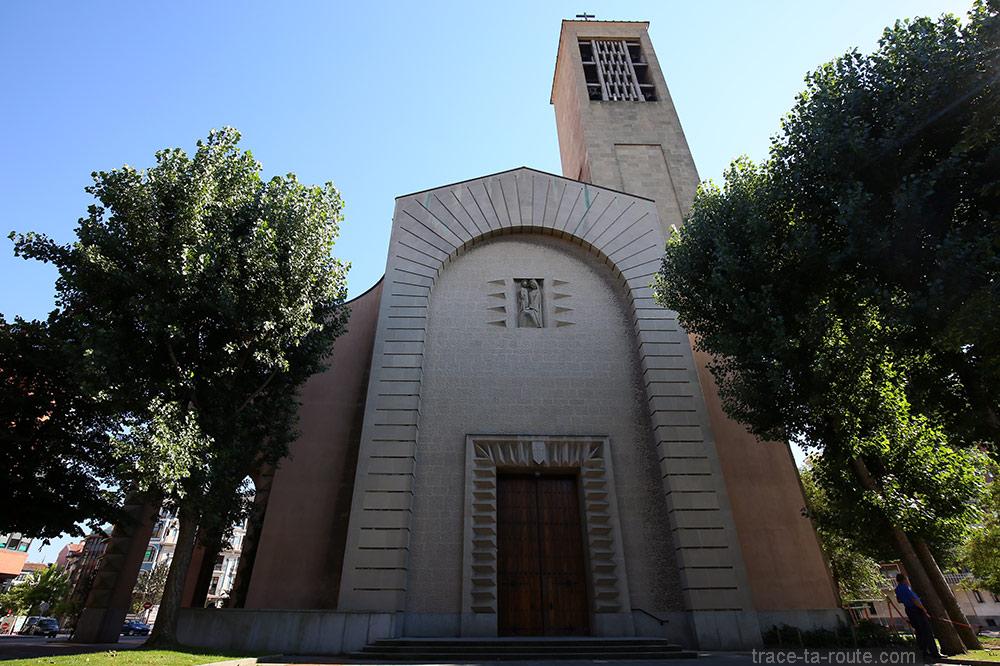 Eglise Nuestra Señora de Las Mercedes - Las Arenas, Getxo, Bilbao