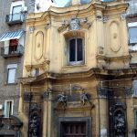 Eglise à Naples - blog voyages Trace ta route