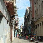 Rue de Havana vieja - blog Trace ta route
