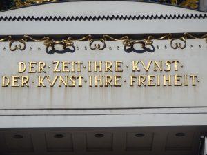 Palais Secession à Vienne - Autriche - blog voyages