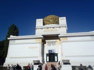 Palais Secession à Vienne - Autriche