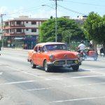 vieille americaine - Cuba - blog voyages