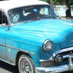 vieille voiture à La Havane - Cuba - blog voyages