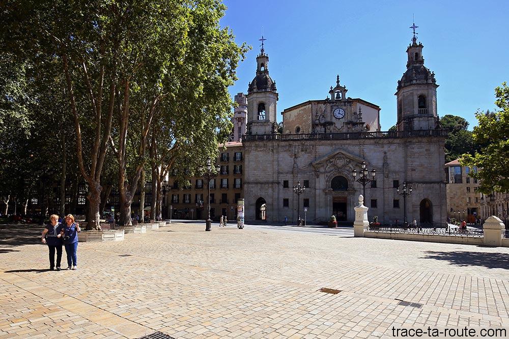 Église Saint Nicolas de Bari à Bilbao (Casco Viejo)
