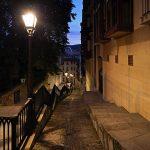 Escaliers Mallona Galtzada dans Casco Viejo, à Bilbao
