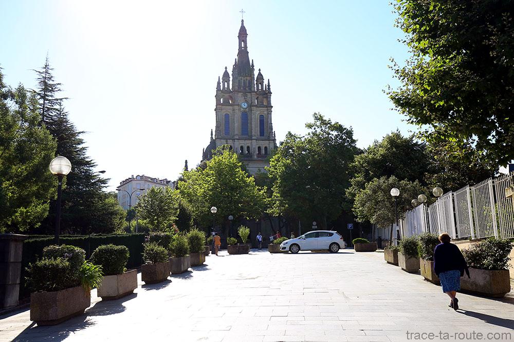 La Basilique de Begoña de Bilbao