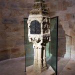 Sanctuaire gothique dans la Chapelle du Sanctuaire (Capelli del Sagrario)