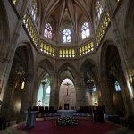 Choeur et Autel à l'intérieur de la Cathédrale de Santiago de Bilbao