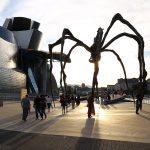 """Maman"" (1999) Louise BOURGEOIS - Musée Guggenheim Bilbao"