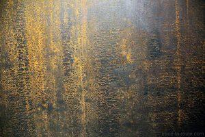 "Plaque acier ""La matière du temps"" (1994) Richard SERRA - Musée Guggenheim Bilbao"