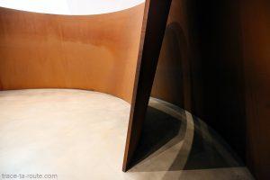 """""""La matière du temps"""" (1994) Richard SERRA - Musée Guggenheim Bilbao"""