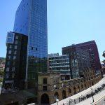 Tour Isozaki Atea et Uribitarte Kalea à Bilbao