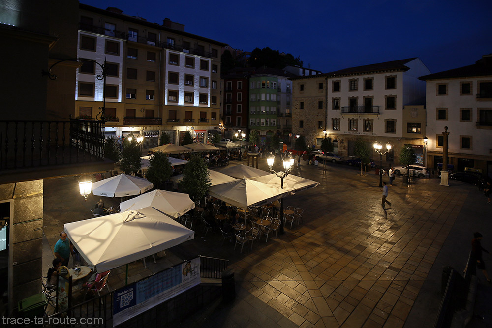 Terrasses de bars restaurants - Plaza Miguel Unamuno Bilbao