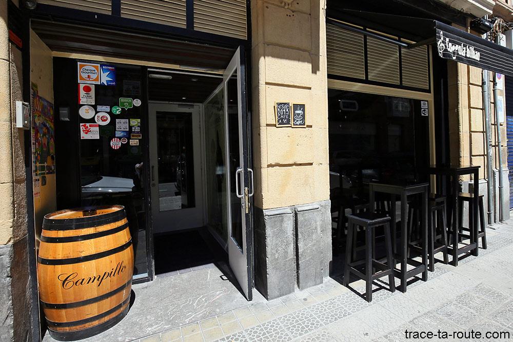 Restaurant Pizza & Music Coppola Bilbao