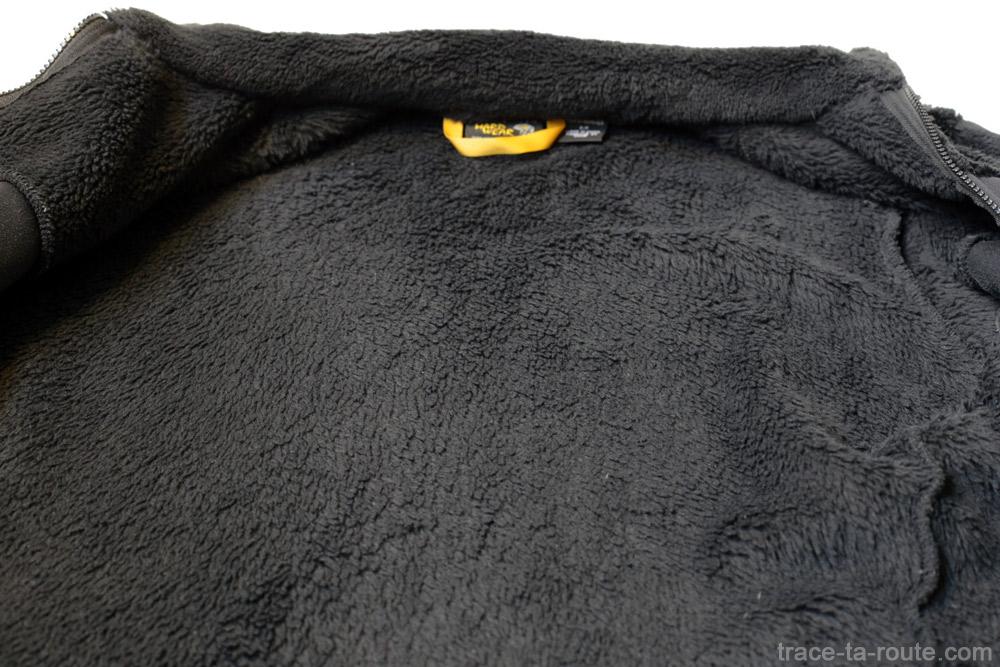 Poils longs intérieur - Polaire Monkey 200M Mountain Hardwear