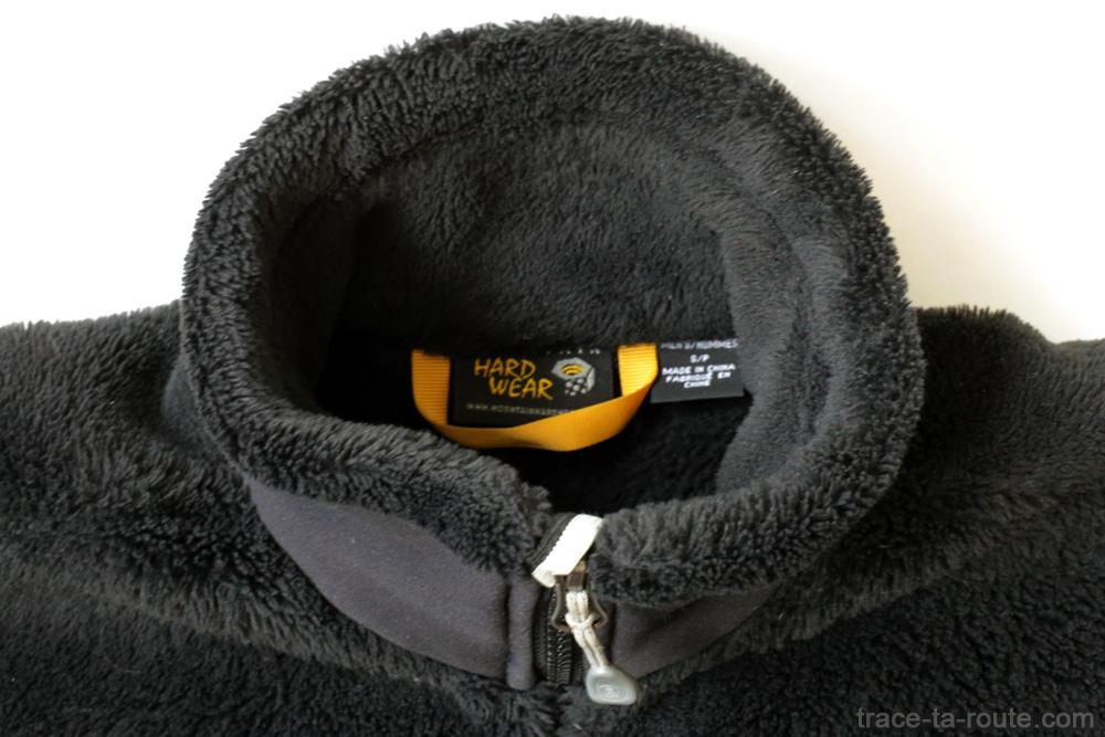 Intérieur Col poils longs - Polaire Monkey 200M Mountain Hardwear