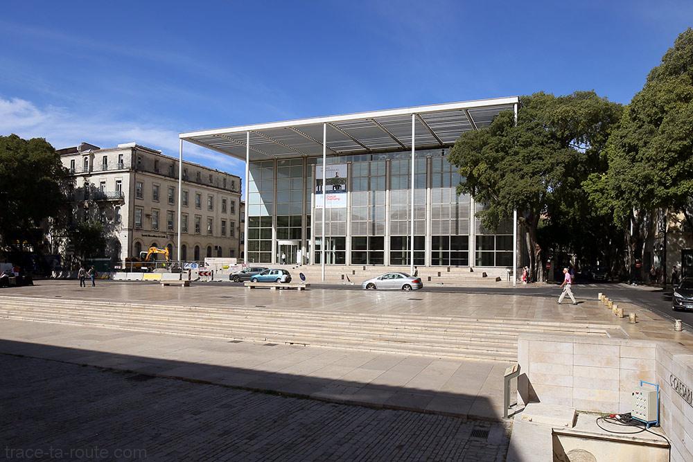 Le Carré d'Art de Nîmes