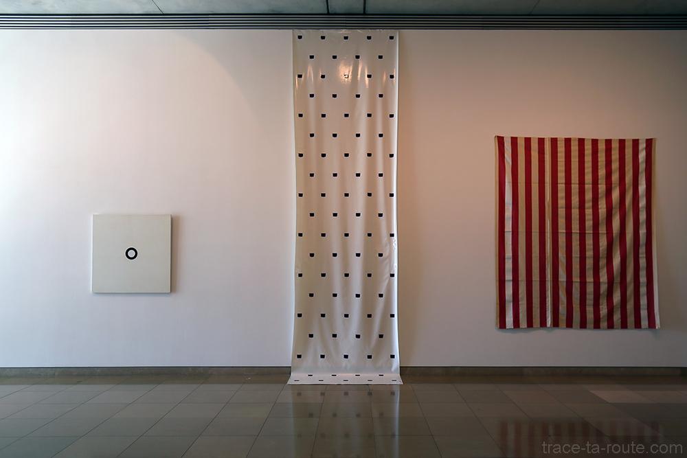BMPT (Olivier MOSSET, Niele TORONI, Daniel BUREN) - Collection Carré d'Art de Nîmes