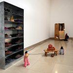 """Mohr's Life : the sculptor (1988-1989) Thomas SCHÜTTTE - Exposition """"Formes biographiques"""" Carré d'Art de Nîmes"""