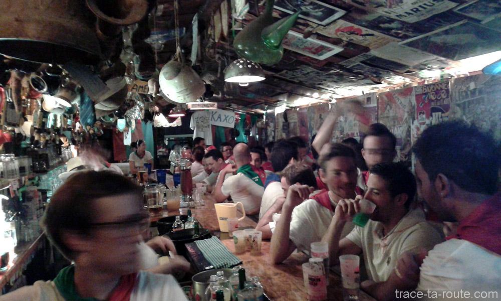 Bar Chai Ramina - Fêtes de Bayonne 2015