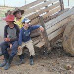 enfants à Cuba