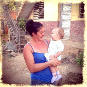 habitante de Trinidad - Cuba - Trace ta route
