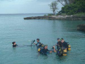 Plongée sous-marine - Cuba - cueva de los peces