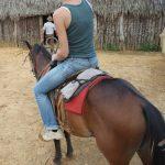 rando à cheval dans la vallée de vinales - Cuba