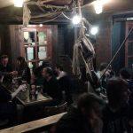 Intérieur du bar Delirium Café de Bruxelles