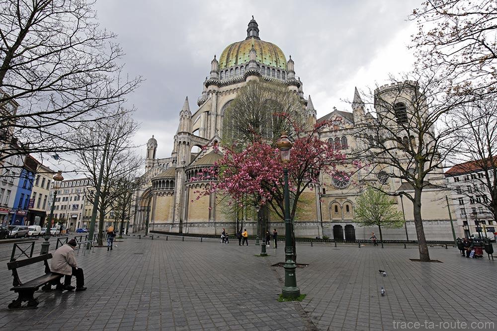 Église Sainte-Marie sur la Place de la Reine, à Bruxelles