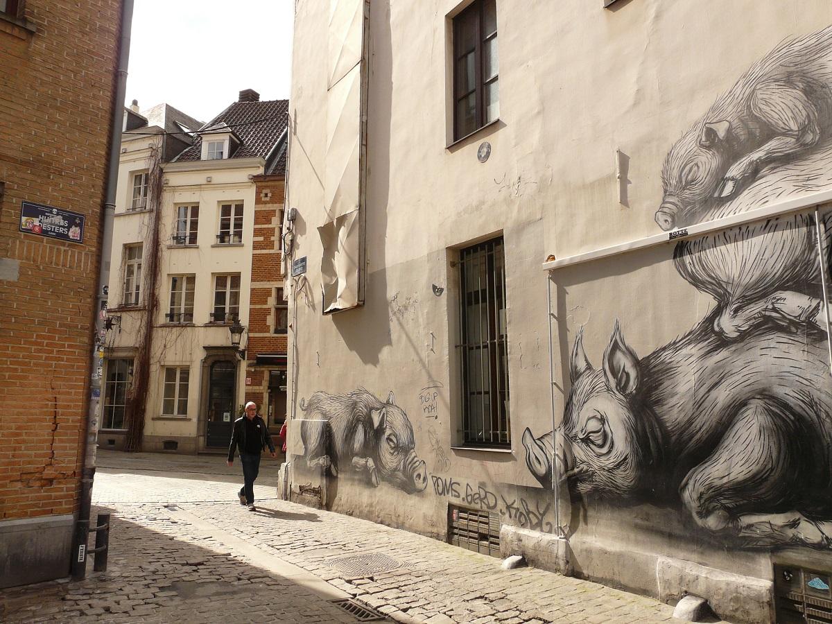 Quartier Bruxelles - blog voyages