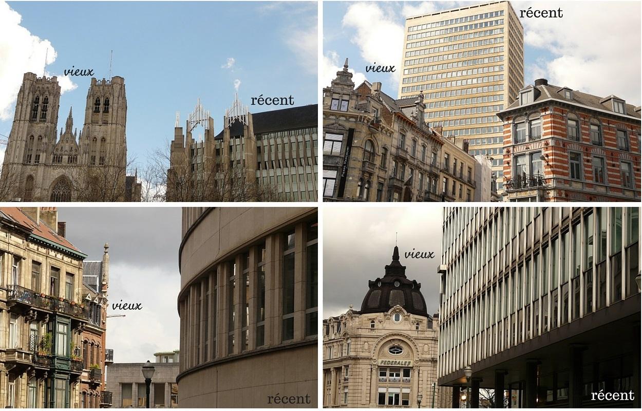Architecture à Bruxelles - Blog voyage Trace Ta Route