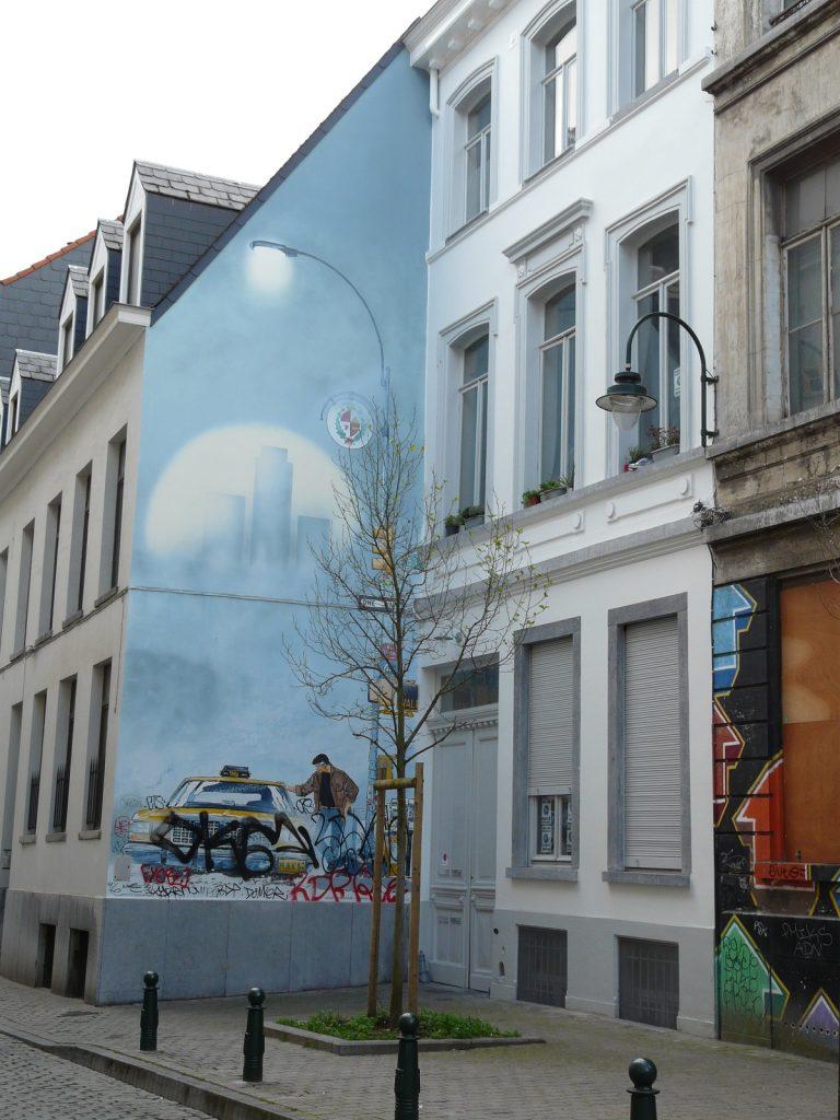 XIII BD - Parcours BD - Bruxelles