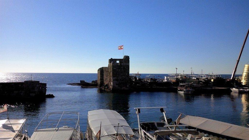 Ville de Byblos, le port