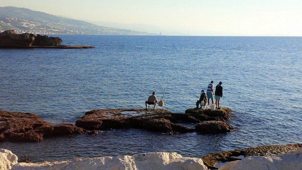 Ville de Byblos, Liban