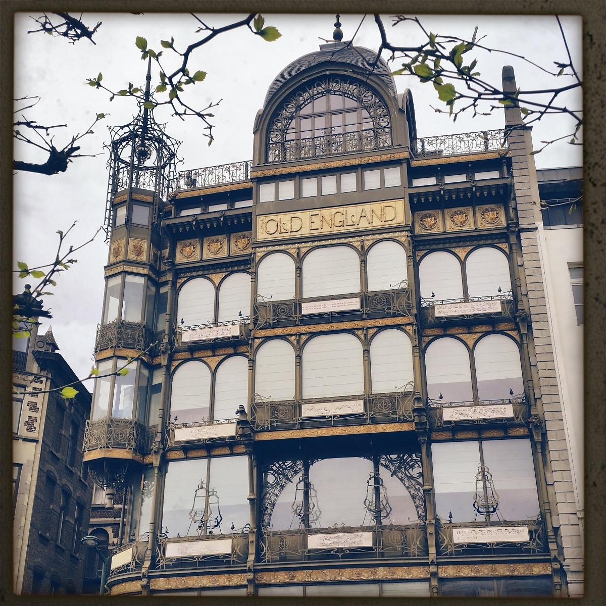 Bruxelles Art Nouveau Circuit