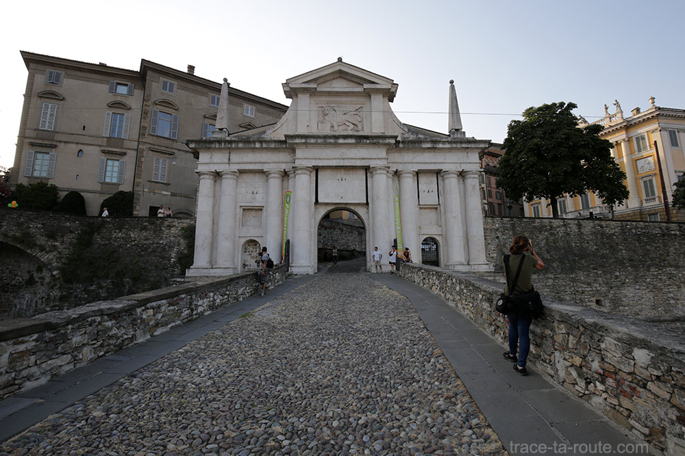 Porte Sant Alessandro de Bergame (Città Altà Bergamo)