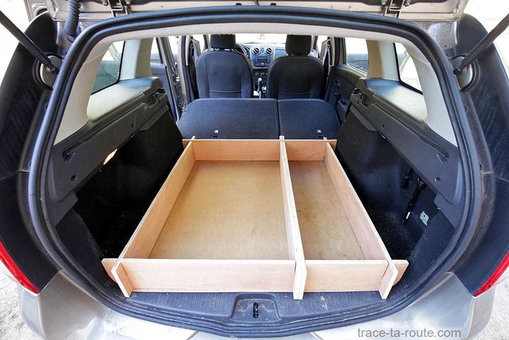 road trip comment am nager sa voiture break pour dormir. Black Bedroom Furniture Sets. Home Design Ideas